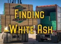 Finding White Ash