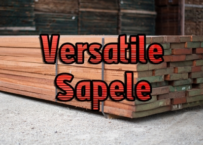 The Versatility of Sapele
