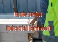 Industrial Hardwoods & Grade Hardwood Lumber. What's the Difference?